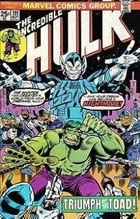 The Incredible Hulk #191