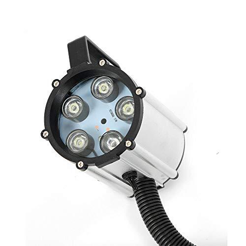 Lámpara LED 500mm 5W Máquina CNC Trabajo LED Base