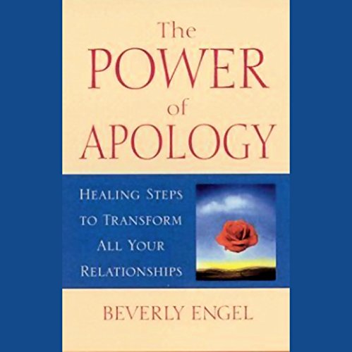 Couverture de The Power of Apology