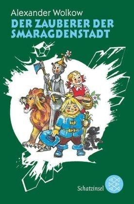 Der Zauberer der Smaragdenstadt von Alexander Wolkow Ausgabe 5 (2010)
