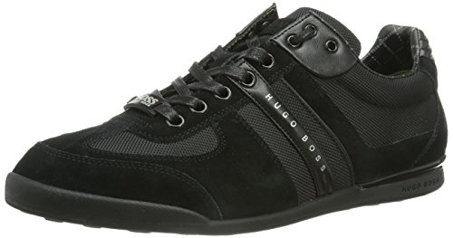 BOSS Herren Akeen Low-Top, Schwarz (Black 001), 43 EU