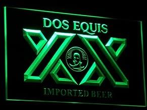 A042-r Dos Equis Beer Bar Pub Restaurant Light Sign