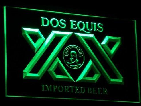 Bayyon Dos Equis Beer Bar Pub Restaurant Light Sign 12X8Inch