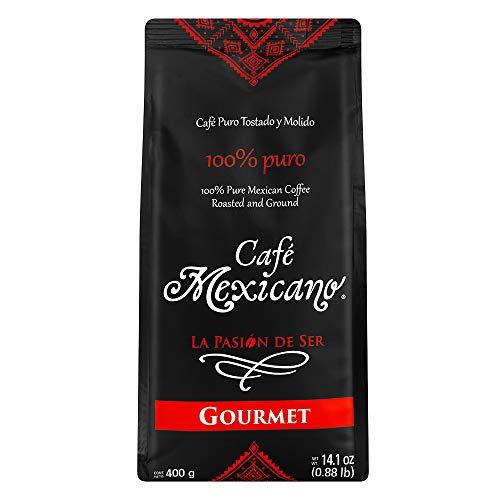 Cafe Mexicano Gourmet marca Mexicano