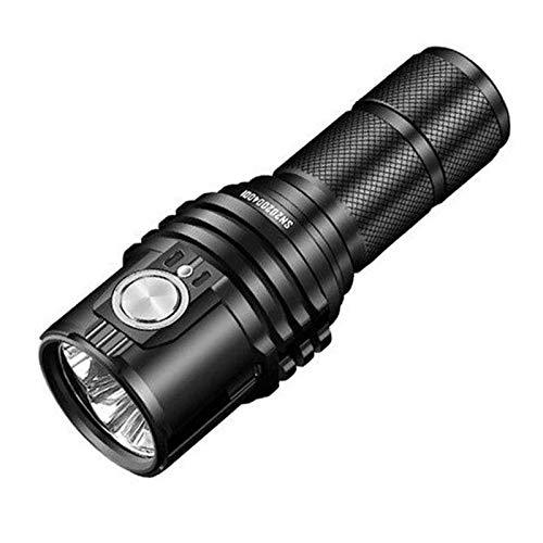 Gulu MS03 LED Linterna LED 13000LUMEN Faro De Alta Potencia Máxima 324 Metros para Proyectores De Camping Lámpara De Emergencia