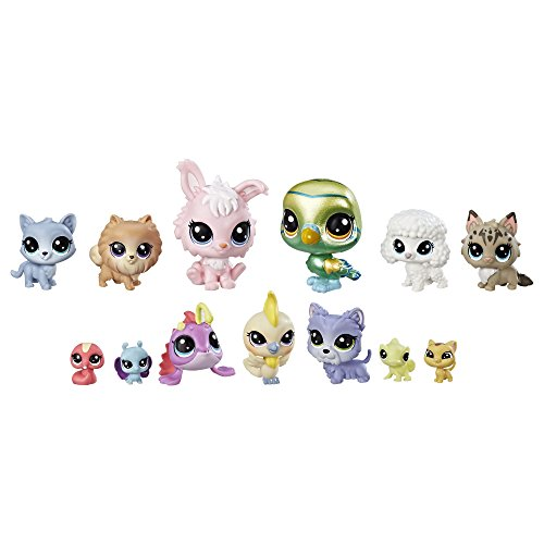 Littlest Pet Shop E0400EU4 - Muñeca de Escarcha
