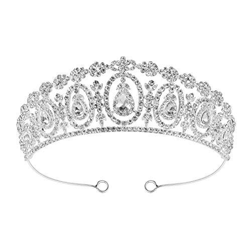 Bridal Tiara $7.60 (60% OFF Coupon)