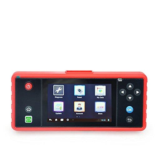 Launch Creader CRP229 -Lector de códigos de diagnóstico OBD2 con pantalla táctil de 5 pulgadas y sistema Android, actualización en línea, compatible con Wifi