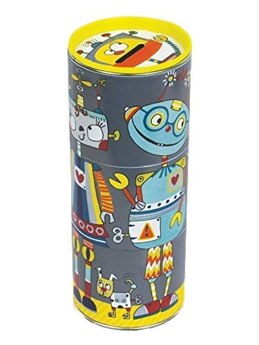 Rachel Ellen dinero latas-3niveles giratoria