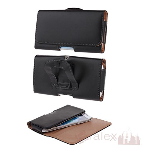 BRALEXX - Custodia da cintura per Apple, Sasmung, Nokia, LG, HTC, Sony