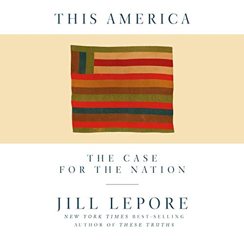 This America audiobook cover art