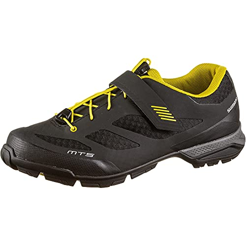 Shimano SH M MTB MT5 T-47, Zapatillas de Ciclismo de Carretera Hombre, Negro (Negro 000), 47 EU