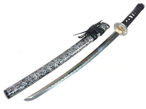 模造刀(美術刀)黒銀雲 【くろぎんくも】 小刀