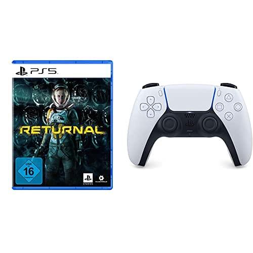 PlayStation 5 DualSense Wireless Controller & Returnal (PS5) Bundle