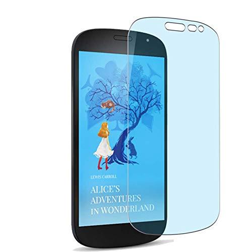 Vaxson 4 Stück Anti Blaulicht Schutzfolie, kompatibel mit Yota Yotaphone 2 Yotaphone2, Bildschirmschutzfolie TPU Folie Displayschutz [nicht Panzerglas Hülle Hülle ]