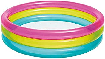 Intex Rainbow Baby Pool, 1-3 Years