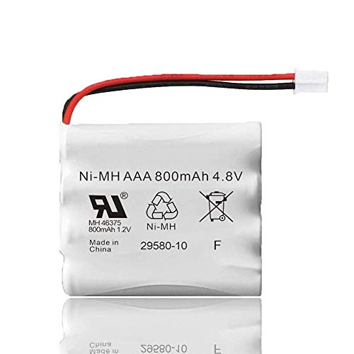 for Summer Infant Baby Monitor Replacement Battery for Summer Infant Wide View 29580-10 29270-10 29580 29590 29610 29620 29630 29710 29740 29790 29940 36014 36034 4.8V 800mAh