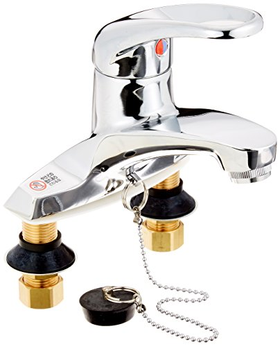 三栄水栓 シングル洗面混合栓 K5710V