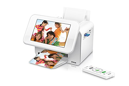Epson PictureMate Show Photo Printer and Digital Photo Frame (C11CA54203) Photo #7