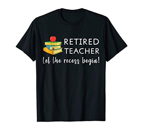 Retired Teacher Let The Recess...