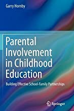 Parental Involvement in Childhood Education( Building Effective School-Family Partnerships)[PARENTAL INVOLVEMENT IN CHILDH][Paperback]