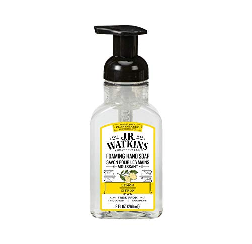 J.R.Watkins(ジェイ・アール・ワトキンス) フォーミングハンドソープ レモン 266ml
