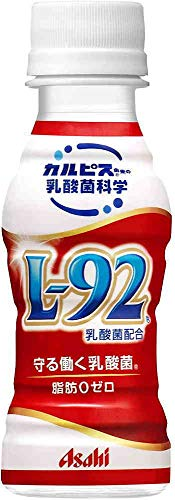 カルピス 守る働く乳酸菌 L-92 100ml×30本入×2ケース 60本