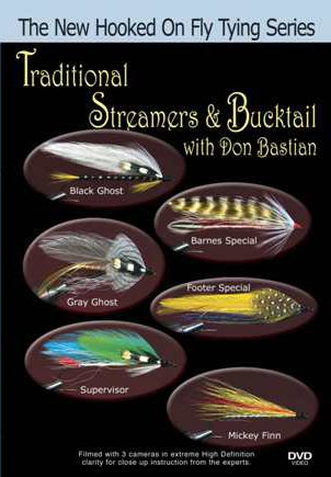 Traditional Streamers & Bucktails