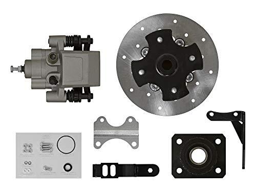 SuperATV Utility ATV Rear Disc Brake Conversion Kit for Honda 2x4 & 4x4 | See Fitment for Compatible Models