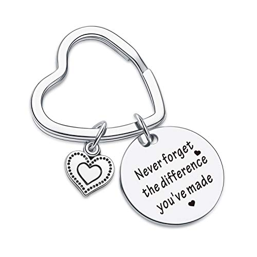 Coworker Appreciation Gift for Coworker leaving Gift Coworker Jewelry Coworker Thank You Gift Coworker Gift for Goodbye Farewell Gift for Retirement Jewelry Mentor Gift for Retirement Keychain