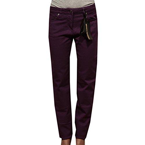 83160 Jeans Roberto Cavalli Pantaloni Lunghi Donna Trousers Women [42]