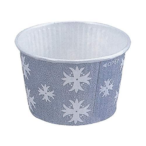 業務用 プリーツカップ 43F銀(100枚入)[ケーキ型/焼き型/チーズケーキ/ベーキングカップ]