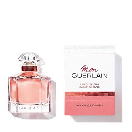 Guerlain Unisex Bloom of MON BLÜTE VON Rose EAU DE Parfum 100ML, Negro, Standard