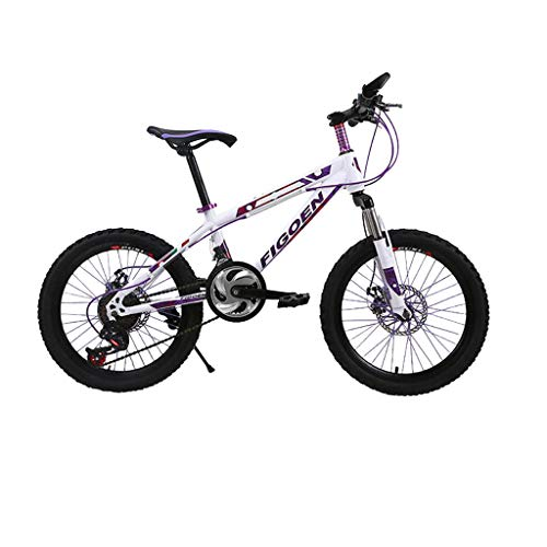 Check Out This pan hui Mountain Bike 20Inch Dual Suspension Frame and Suspension Fork All Terrain Mo...