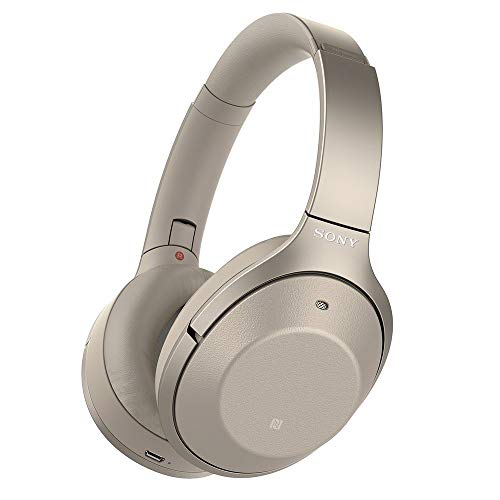 SONY Wireless noise canceling stereo headset WH-1000XM2 NM (CHAMPAGNE GOLD)(International version/seller warrant)