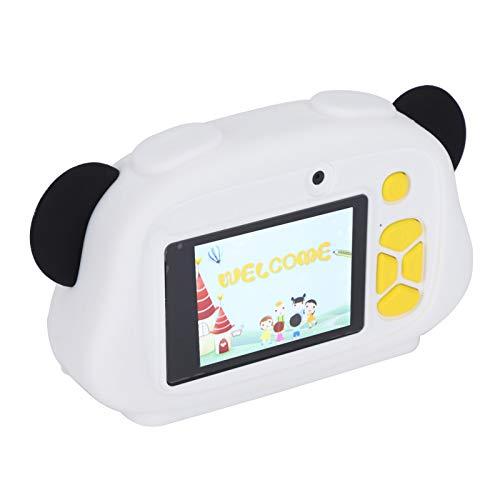 Cámara de juguete, práctica cámara digital de juguete a prueba de caídas, promoción de tamaño compacto intelectual para exteriores(panda)