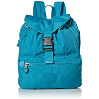 Kipling Women's Keeper Medium Backpack (Turquoise Sea)
