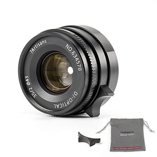 7gestaltet spiegellose Kamera Objektiv für Leika, 35mm F2.0