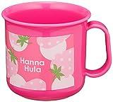 ハンナフラキッズ 耐熱コップ イチゴ 1個