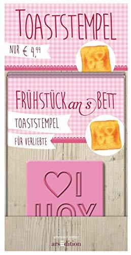 Display Toaststempel für Verliebte: mit 10 Ex.