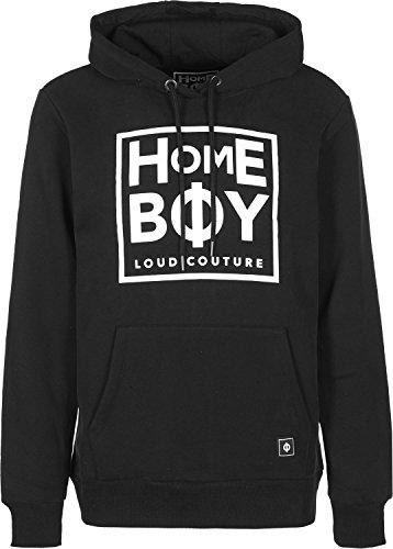 Homeboy Def Crew New School Hoodie S black