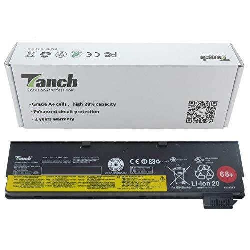 Batería del Ordenador portátil para 45N1124 45N1128 0C52862 Lenovo ThinkPad X240 X260 X270 T440S T450S L460 T460 T550 11.22V 6340mAh 72W