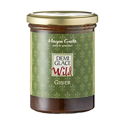 Wild Demi Glace: Gehaltvolle, intensive Aromen für Saucen, Suppen, Ragouts
