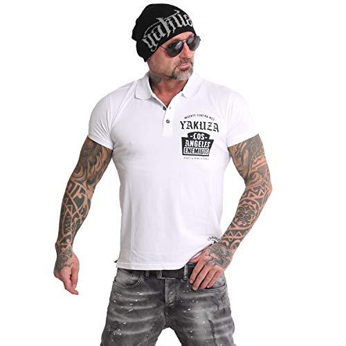 Yakuza Herren Sometimes Pikee Polo Shirt