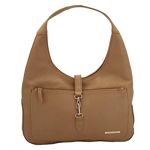 Lapis O Lupo Handtasche Für Damen (Beige), Multifunktionales Taschen-Design