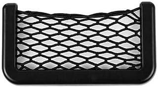 Car Seat Side Back Pocket Storage Organizer Nylon Net Resilient Bag