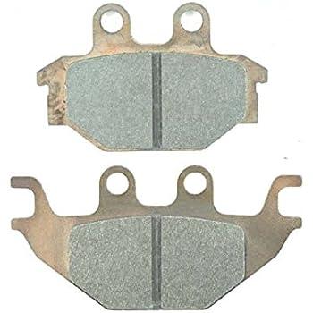 MetalGear Bremsbel/äge hinten f/ür MASH Seventy-Five 125 2015