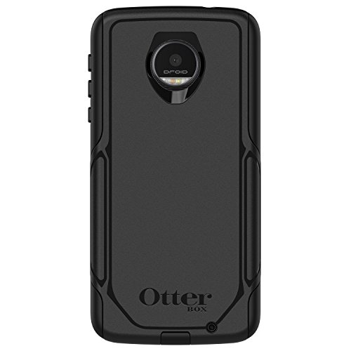 OtterBox Commuter Series Case for Motorola Moto Z Droid Edition (ONLY) - Retail Packaging - Black