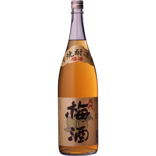 山元酒造『芋焼酎造り 五代梅酒』