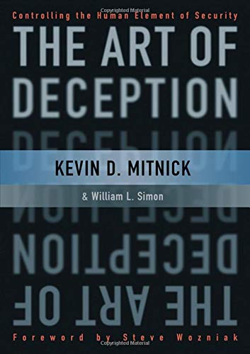 The Art of Deception by Kevin Mitnick